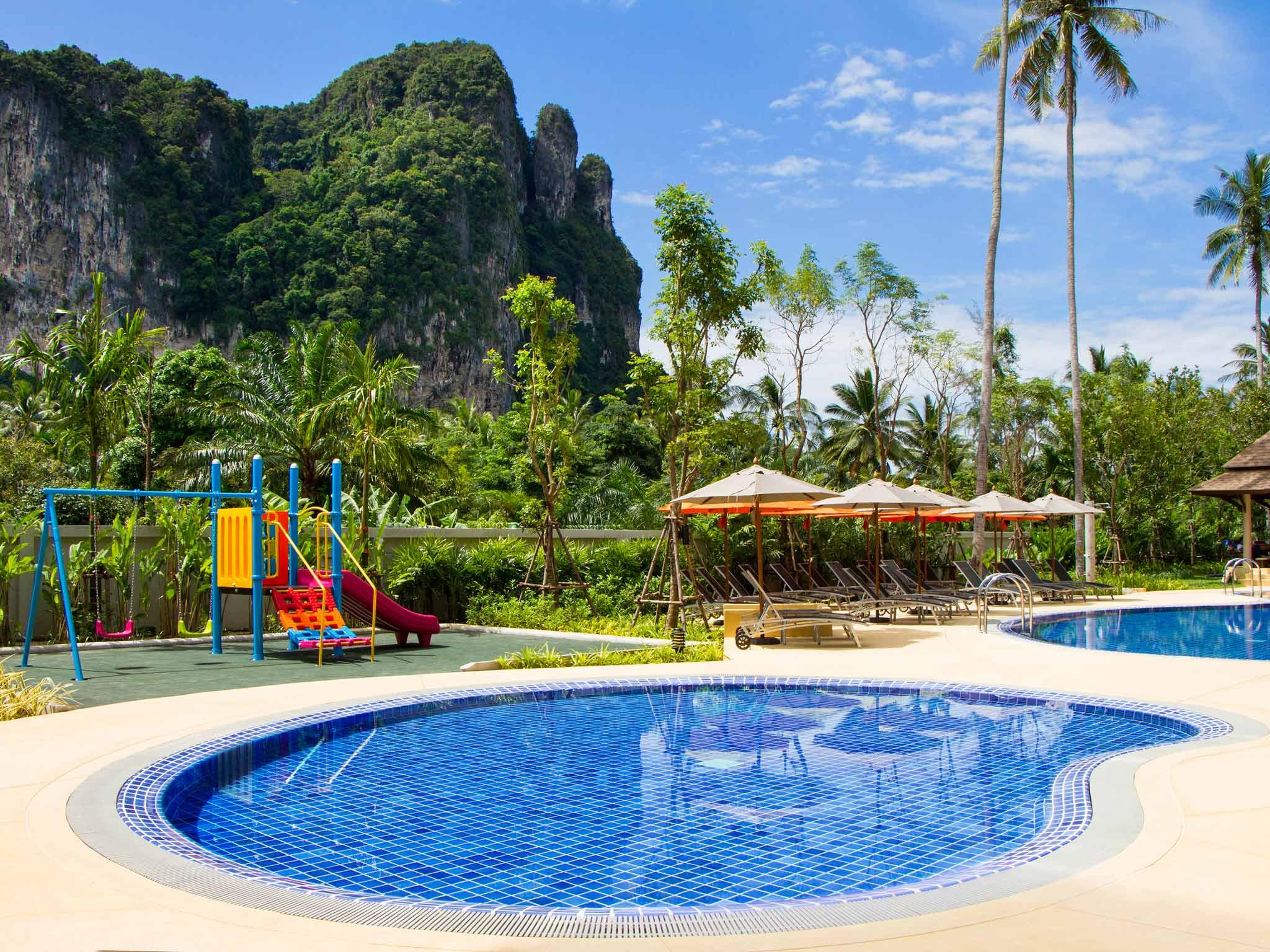 Hotel In KRABI Ibis Styles Krabi Ao Nang