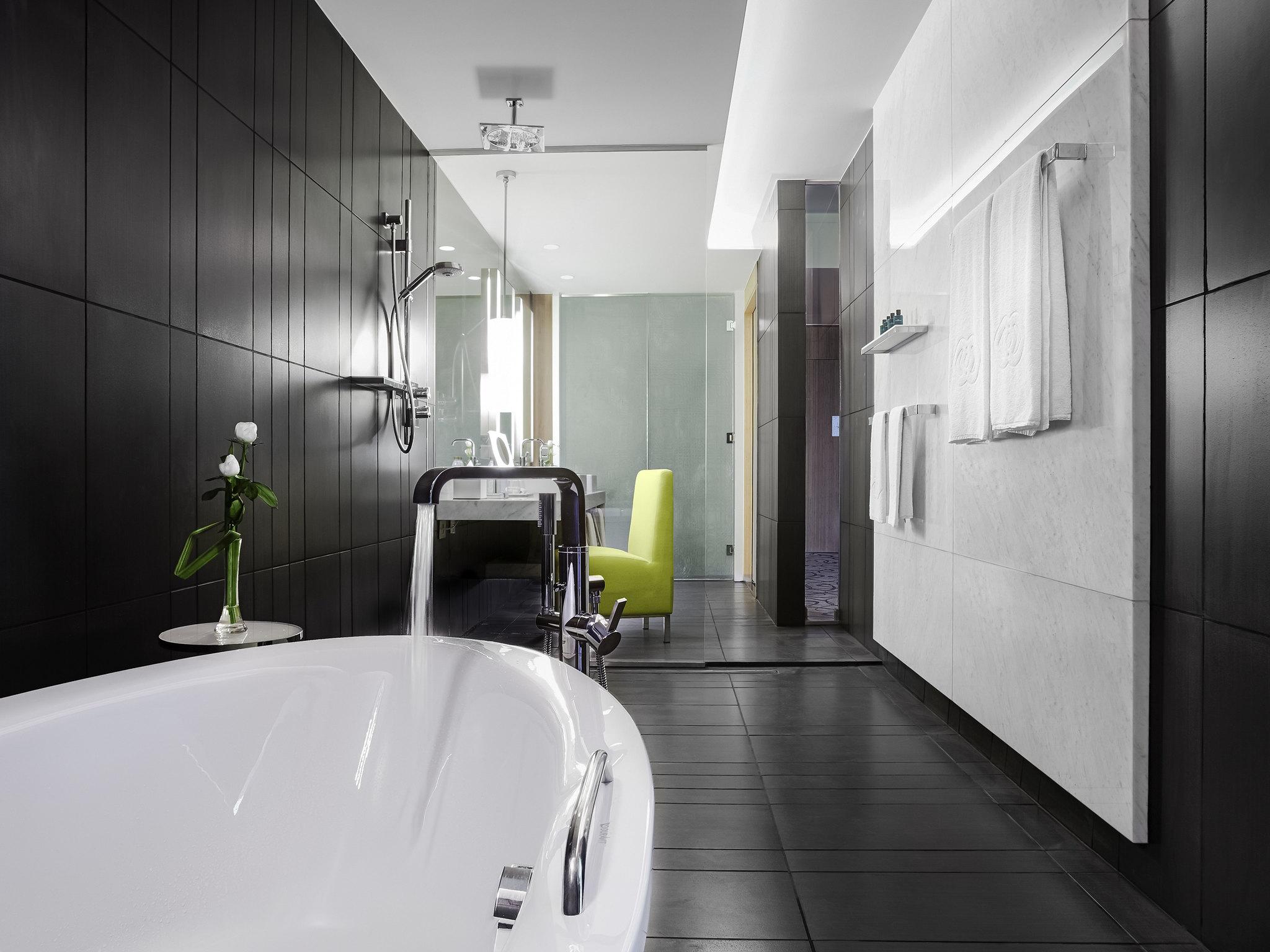 Rooms - Sofitel Dubai Downtown