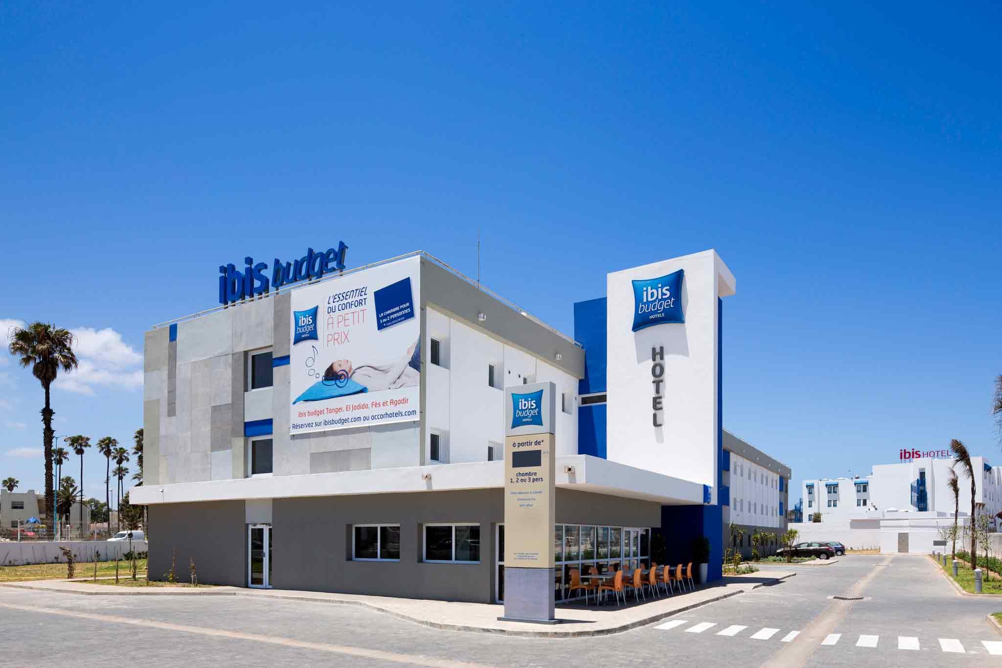 Hotel In EL JADIDA Ibis Budget El Jadida
