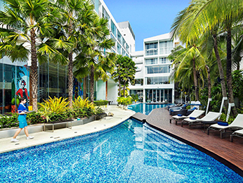Image result for Hotel Baraquda Pattaya Mgallery Collection