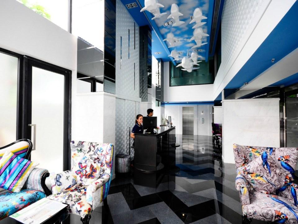 Image result for Hotel Clover Asoke