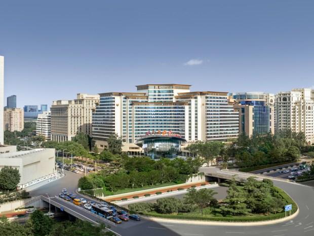 Hotel em Pequim - Swissôtel Beijing (Em reforma até 2021) - ALL