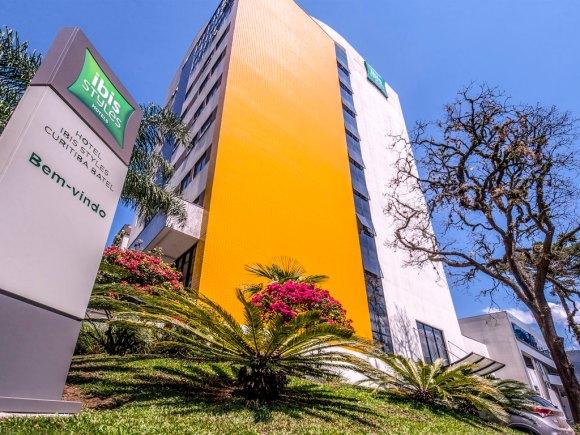 Ibis Styles Curitiba Batel Hotel