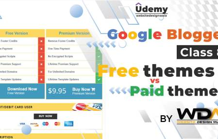 Difference between Free and Paid themes