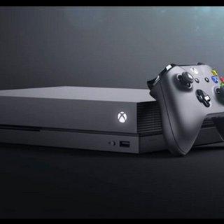 E3 2017:微軟史上最強主機 Xbox One X 對應 4K 高畫質 並可向下相容初代 Xbox 遊戲 @3C 達人廖阿輝