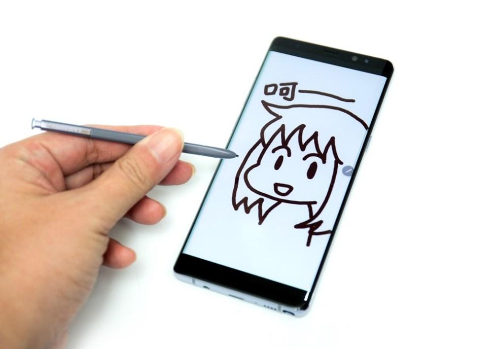 Note 8 懶人包一次看清楚!十個推薦購買 Galaxy Note 8 的理由! @3C 達人廖阿輝