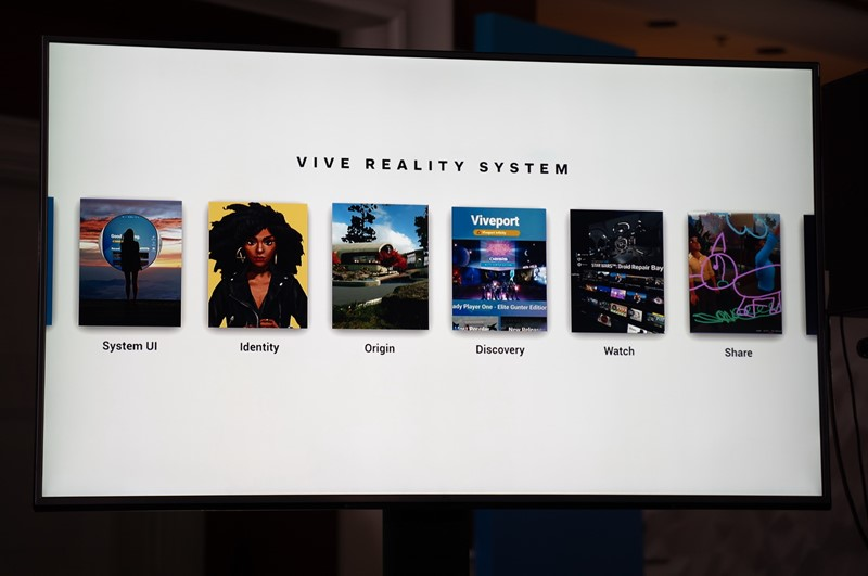 [CES 2019] 虛擬實境領先廠商 HTC Vive 持續推出多款硬體更新與軟體規劃!Viveport Infinity / Vive Reality 更完善的軟體與服務生態! @3C 達人廖阿輝
