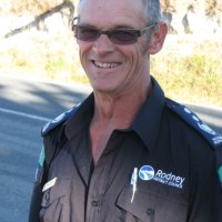 Chief Fire Officer Alastair Todd