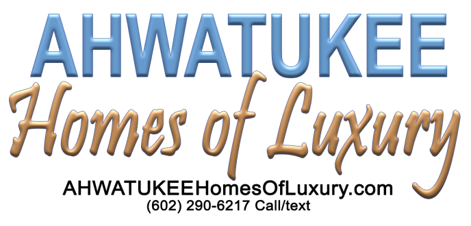 Ahwatukee Homes Of Luxury - Golf Course Homes For Sale