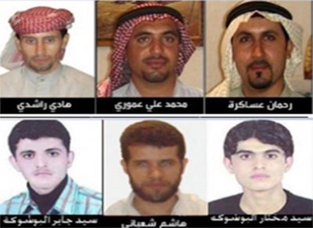 حسرة القادة المقاومة الشعبية الأحوازية