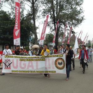 Kalimantan Menggugat