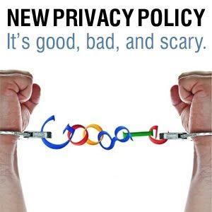 Kebijakan Google 2012