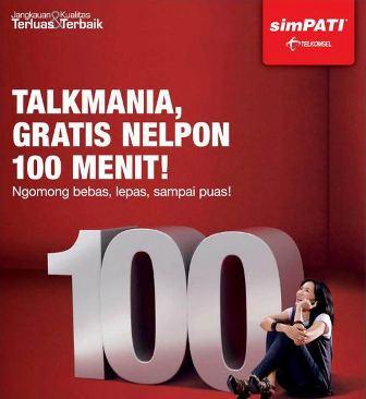 Talk Mania Telkomsel