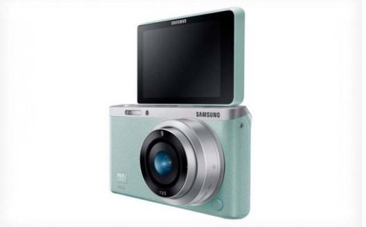 kamera mirrorless samsung NX Mini