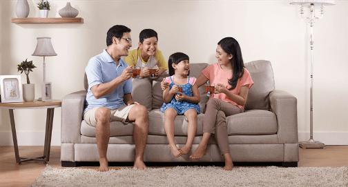 momen kebersamaan keluarga terbaik