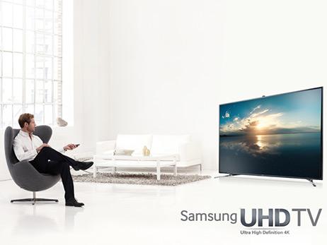 Samsung 4k TV UHD F9000