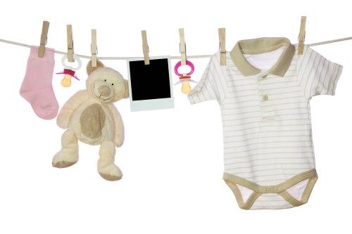 Menjaga Pakaian Bayi Tetap Lembut
