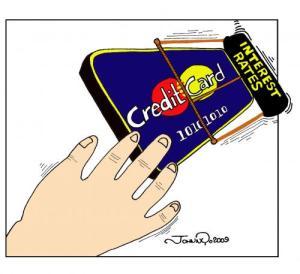 bahaya kartu kredit
