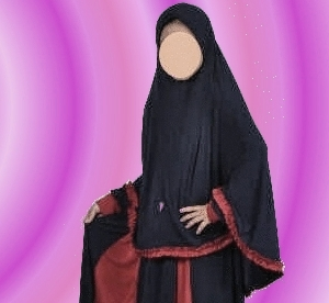 Hijab Gamis Syari