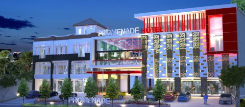 promenade hotel cihampelas Bandung