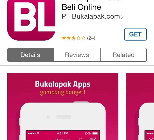 IMG_7242 Apps BukaLapak di App Store