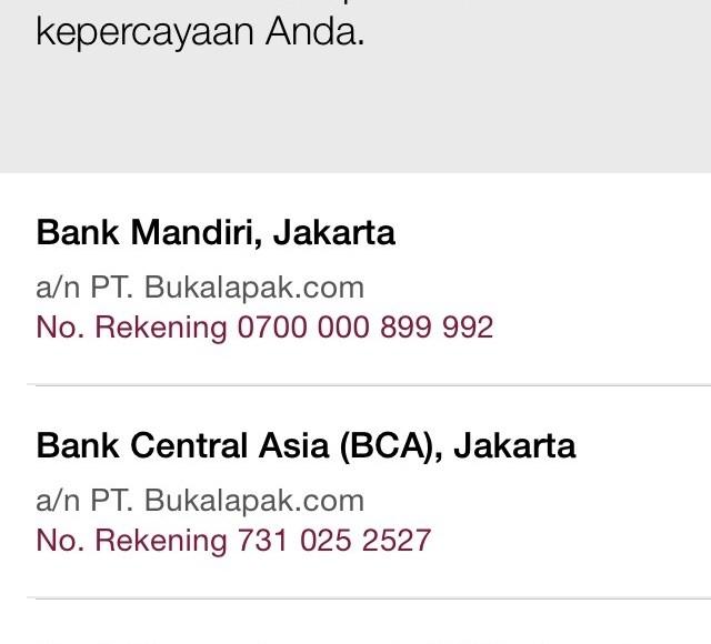 IMG_7287 Rekening BukaLapak
