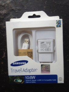 Barang Pesanan Travel Adapter Samsung