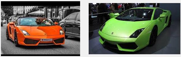 Lamborghini Gallardo Syahrini