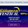 Sambut Ramadhan, Lazada Indonesia hadirkan Pesta Diskon Sebulan Penuh