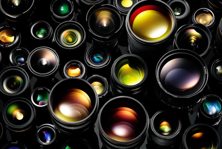 Macam macam jenis kamera dan lensanya