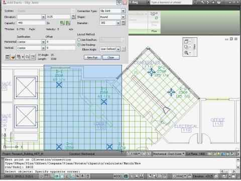 Creating Piping Systems -— AutoCAD MEP 2011 – Architectural