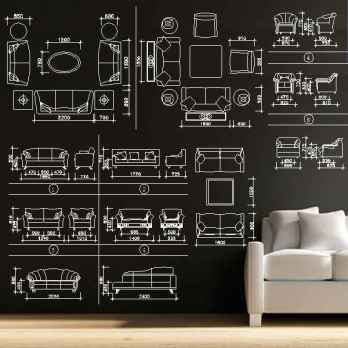 interior design full cad blocks collections】(best collections