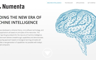 Numenta Plattform for Intelligent Computing (NuPic)