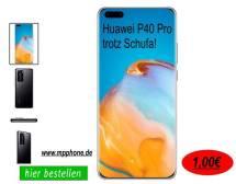 Huawei P40 Pro mit Schufa