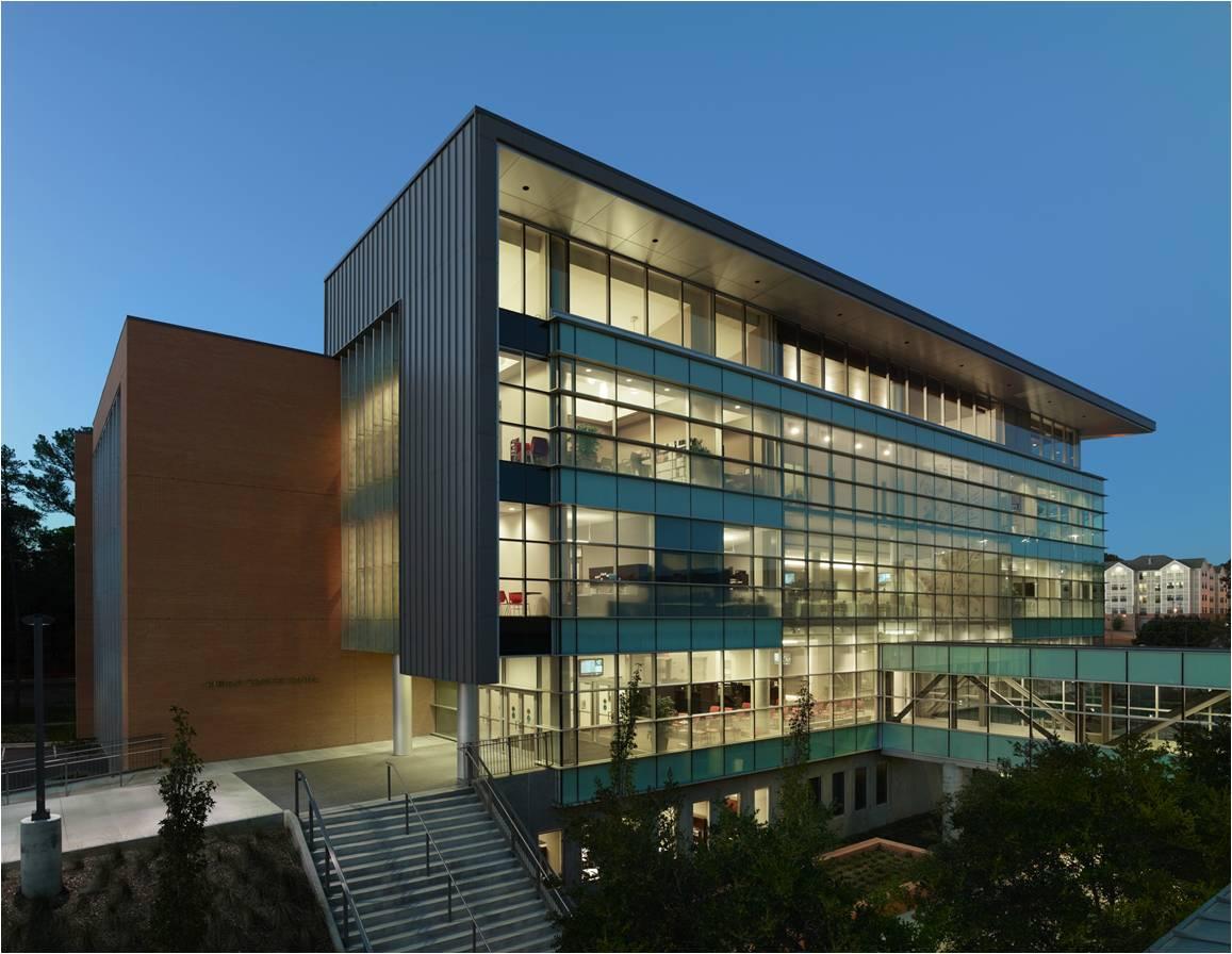 Ualr Student Services Center Design Award Winners Aia