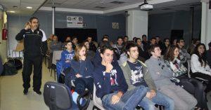 Il gruppo al completo durante il raduno OTS stagione 13/14.