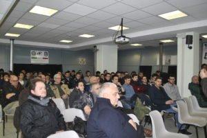 La nostra sezione durante l'RTO tenuta qualche tempo fa da Fabio Comito.