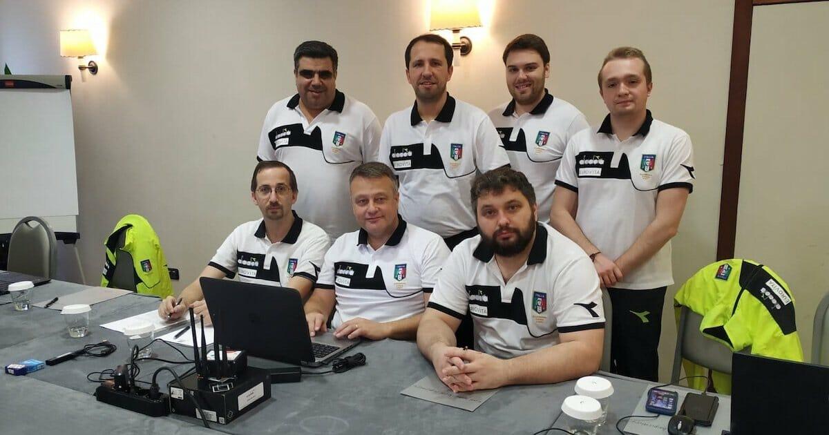 Il Servizio Informatico AIA al Completo.