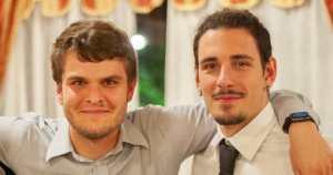 Matteo e Samuel, amici oltre il tempo