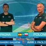 Euro2020 Spagna – Polonia: Roma 2 c'è! Valeri AVAR3 e Giallatini AA