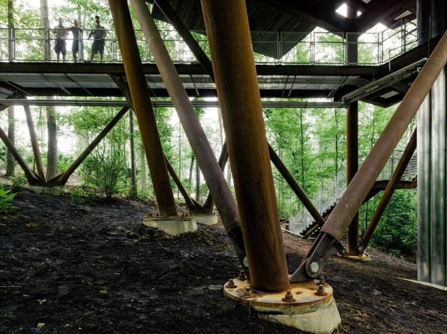 treehouse estrutura