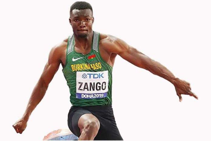 Jeux olympiques 2020 : Le triple sauteur burkinabè Hugues Fabrice Zango remporte la médaille de