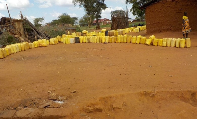 Photo of Moroto Residents Walk 10kms to Access Clean Water
