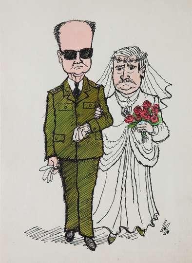 Zbigniew Ziomecki: Małżeństwo z rozsądku (1989)