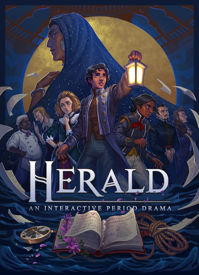 Voyage of the Herald