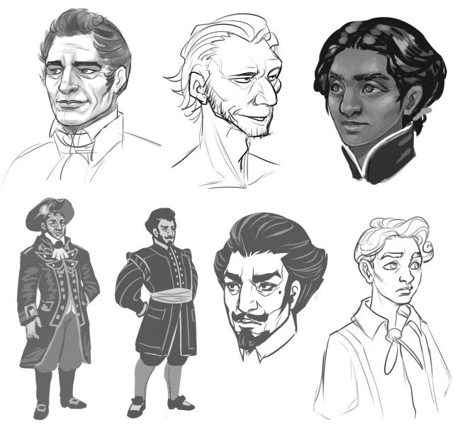 Misc Character Concepts