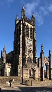 St Mary's Church, Stockport