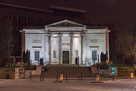 Stockport War Memorial and Art Gallery