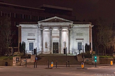 Stockport War Memorial and Art Gallery