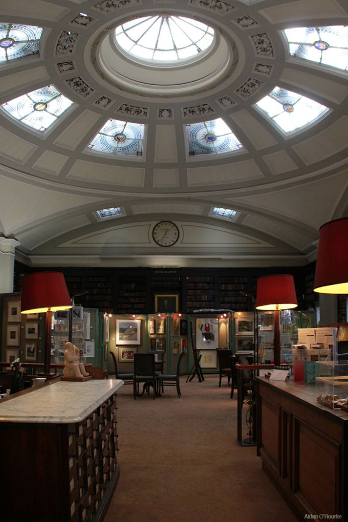 The Portico LIbrary Manchester